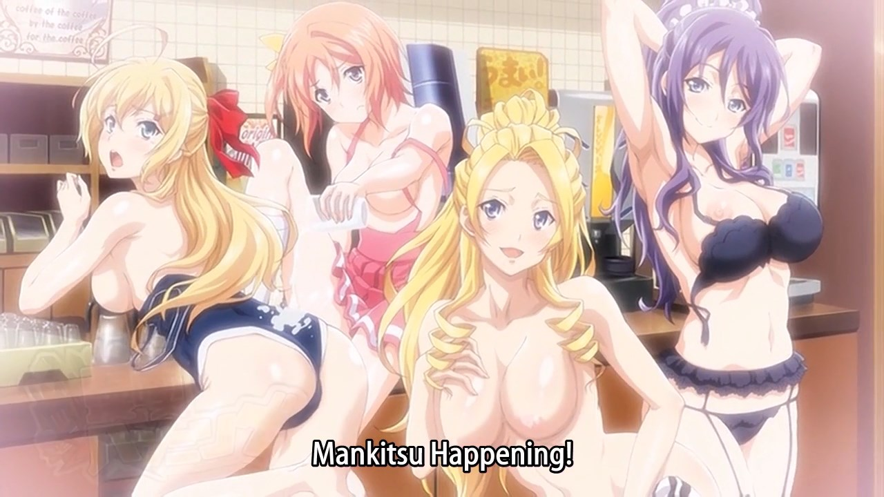 Mankitsu Happening – Episode 3